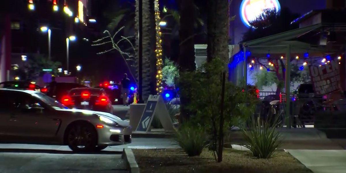 Police: 3 injured, 1 in custody in shooting near retail area