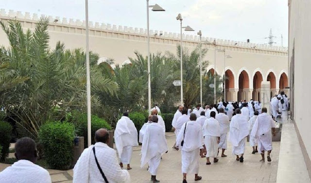 For the first time in History, Only Miqat Qarn Al Manazel runs during this Year Hajj - Saudi-Expatriates.com