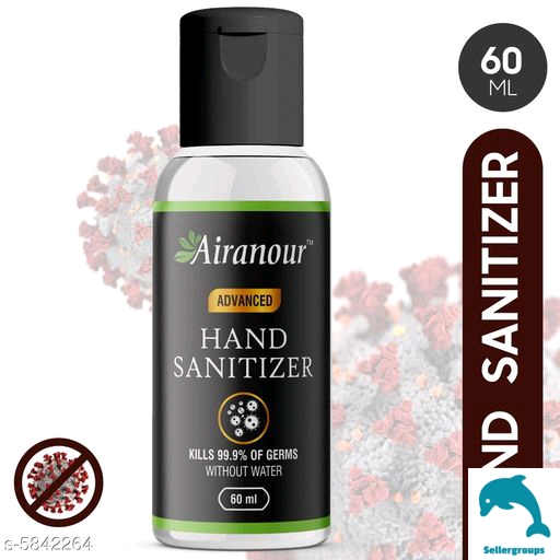 Sellersgroup Airanour Advanced Hand Sanitizers