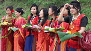 Chakmas girls