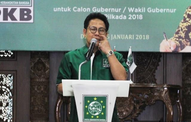 Bukan 10, PKB Akan Serahkan 34 Nama Calon Menteri ke Jokowi