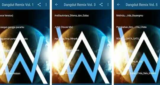 Aplikasi Dangdut Remix Asyik Terbaru