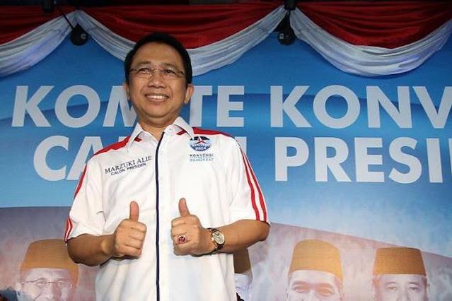 KLB Tetapkan Marzuki Alie Jadi Ketua Dewan Pembina Partai Demokrat