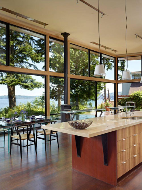 Ares Kitchen West Island