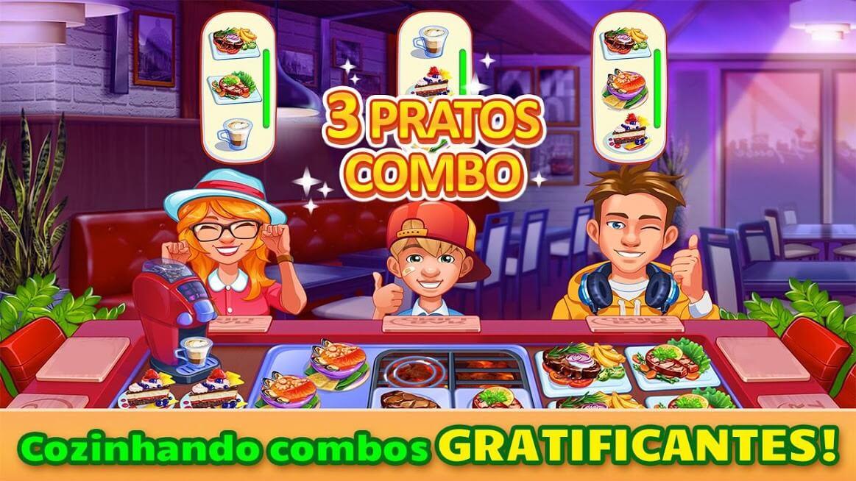 Baixar Cooking Craze v 1.63.0 apk mod DINHEIRO INFINITO