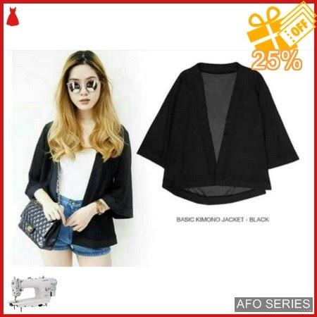 AFO005 Model Fashion Kimono Haruka Modis Murah BMGShop
