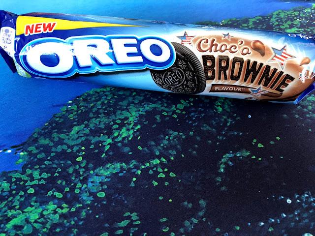 OREO - Choc'O Brownie Flavour
