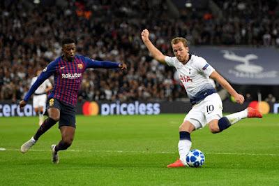 Barca bất ngờ tranh Harry Kane với MU, thay Suarez trợ chiến Messi 2