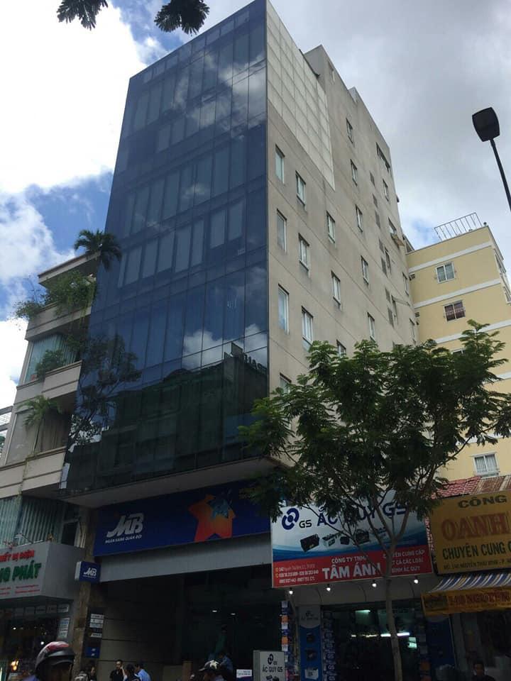 Bán nhà Mặt tiền đường Nguyễn Thái Bình quận 1. DT 8,4x18m