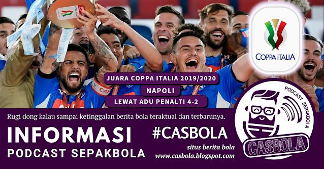 juara coppa italia 2020