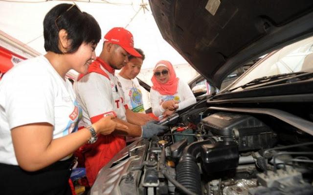 Selama Libur Natal dan Tahun Baru, Toyota buka 309 titik layanan