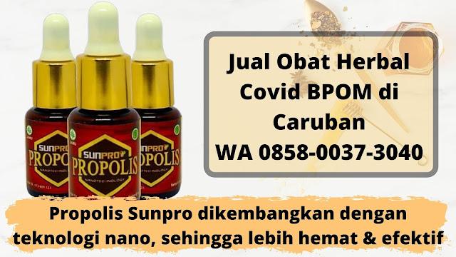 Jual Obat Herbal Covid BPOM di Caruban WA 0858-0037-3040