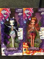 """US (Toys""""R""""Us): EqG Minis Fall Formal & EqG Legend of Everfree"""