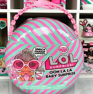 Ooh La La Baby Surprise