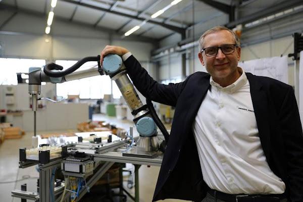 Universal Robots atinge o marco de 50.000 robôs colaborativos vendidos