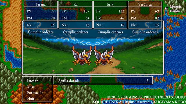 2D Análisis de Dragon Quest XI S Ecos de un pasado perdido
