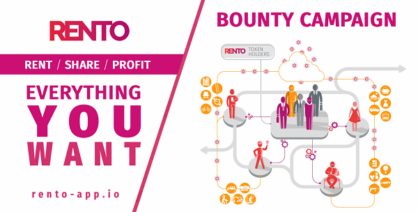 RENTO: Creating Ecosystems for The Development of Sharing Economy