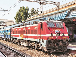 Lists of all special train start from 1 june