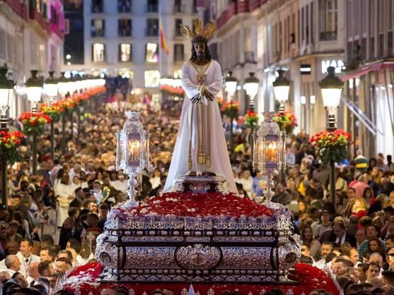 La Iglesia andaluza presiona para que se suspendan las procesiones de 2021