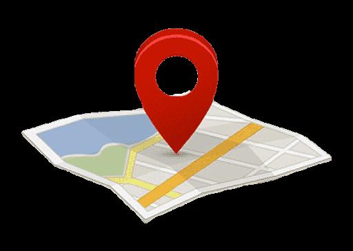 Localização da GuiaFD