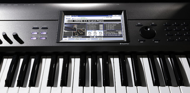 Korg Krome 88-Key Music Workstation Review
