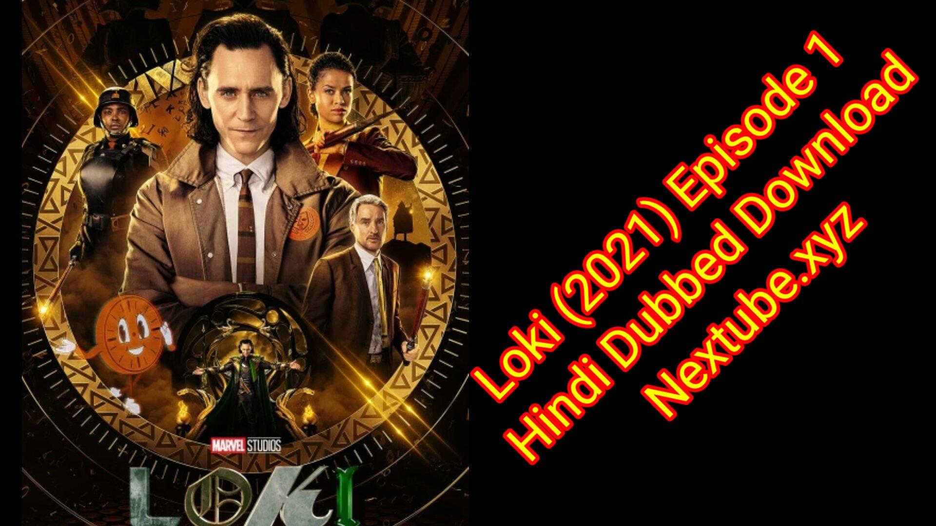 Loki (2021) Episode 1 Hindi Dubbed Download