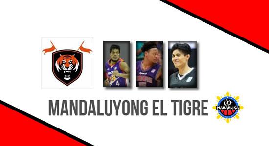 LIST: Mandaluyong El Tigre Roster 2018 MPBL Anta Datu Cup