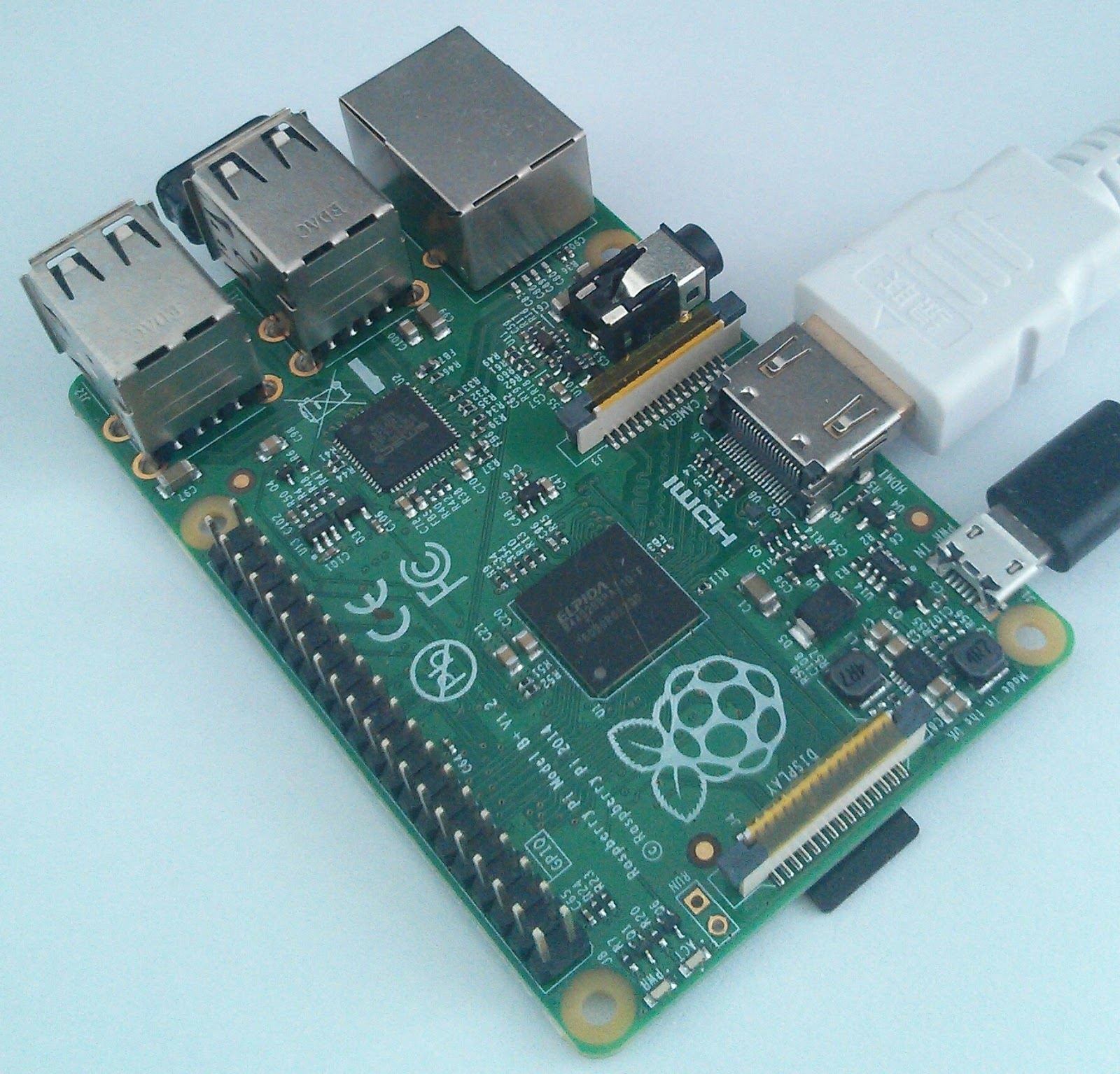 UniquePointer: How to Cross Compile for the Raspberry Pi 1