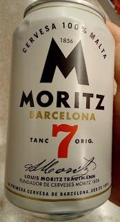 cerveza Moritz 7