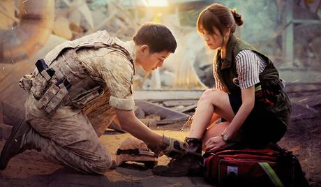 resenha k-drama descendants of the sun