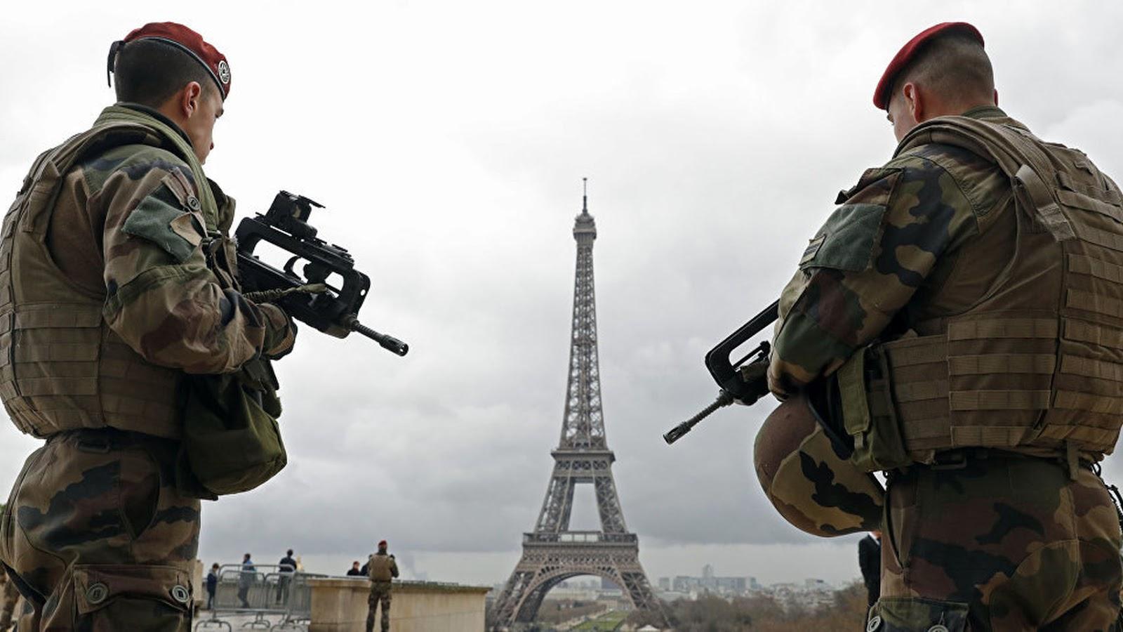 """Comienza en París el juicio de los """"fantasmas de la yihad"""""""