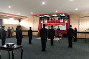Paolus Hadi Kembali Melantik 7 Pejabat Di Lingkungan Pemerintah Kab.Sanggau