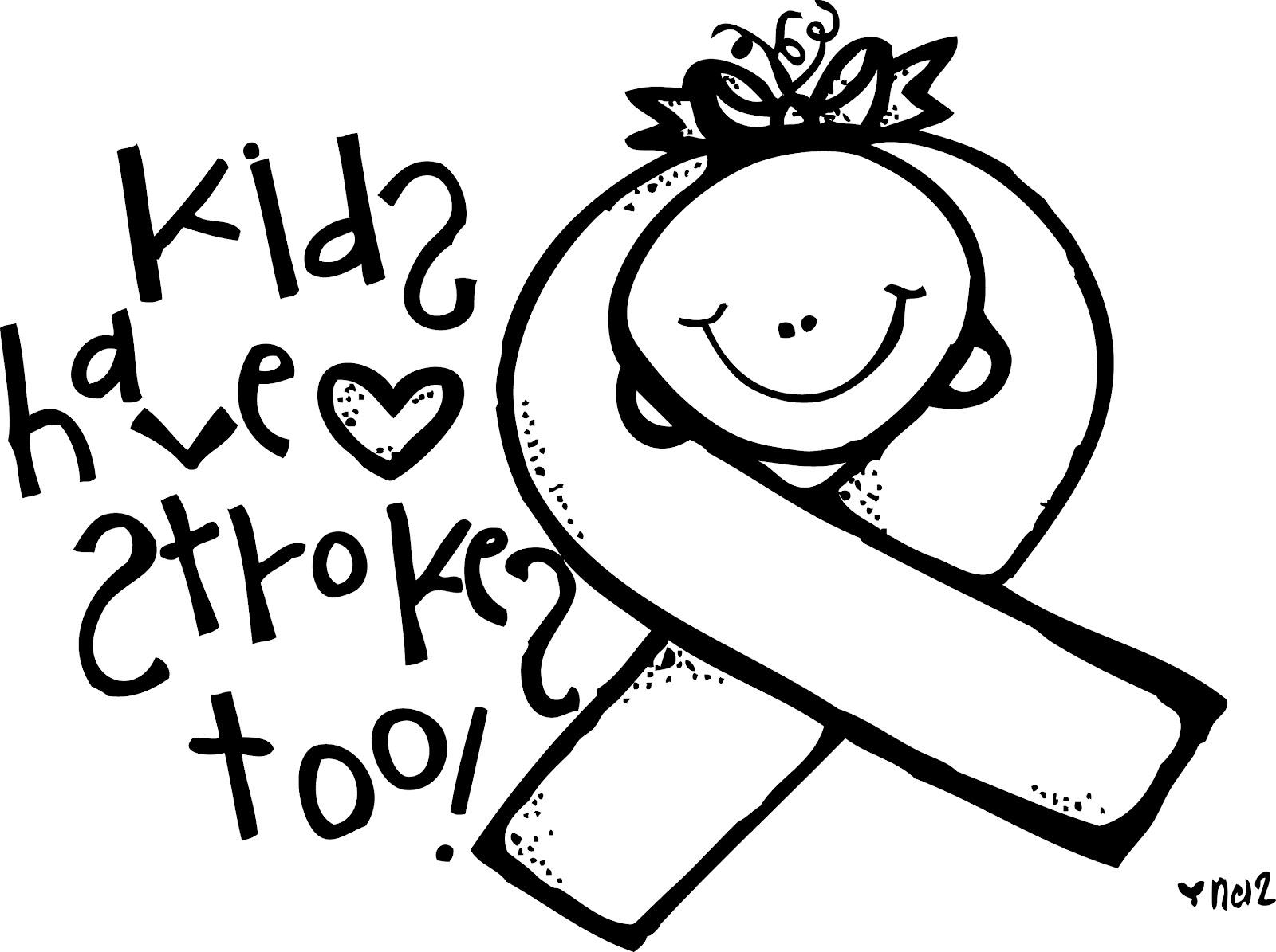 Melonheadz National Pediatric Stroke Month