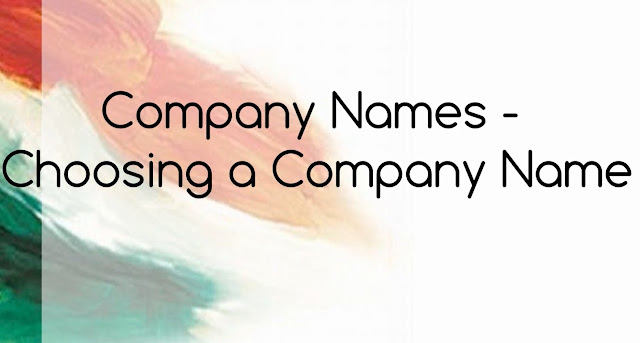 Choosing a Business Name that Works