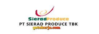Lowongan Kerja PT Sierad Produce, Tbk