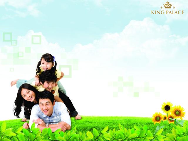 tận hưởng cuộc sống tại King Place Nguyễn Trãi