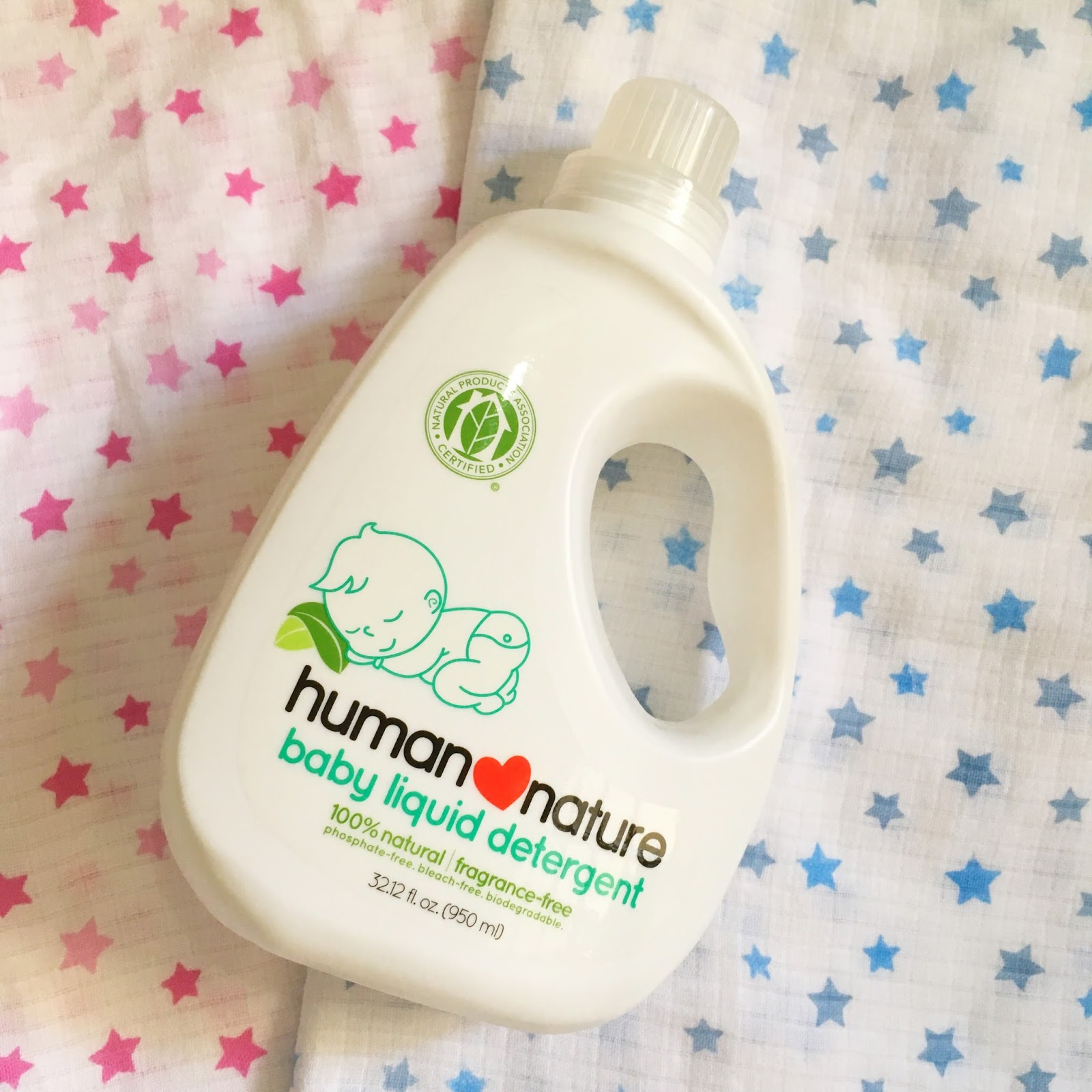 human nature baby detergent review
