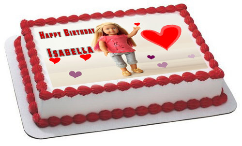 The Best Aspect Is You Can Also Go For Personalized Cake Toppers If Nothing In Offerings Appeals To By Choosing Edible Birthday