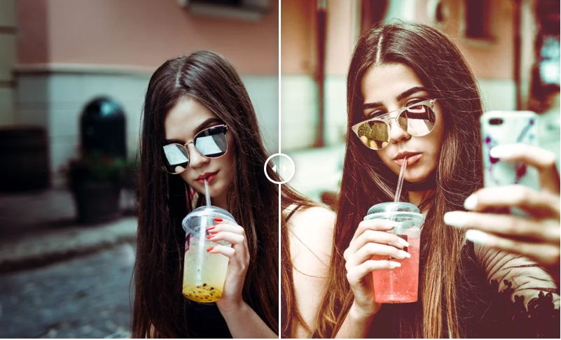Lightroom presets gratuitos - vintage e retro