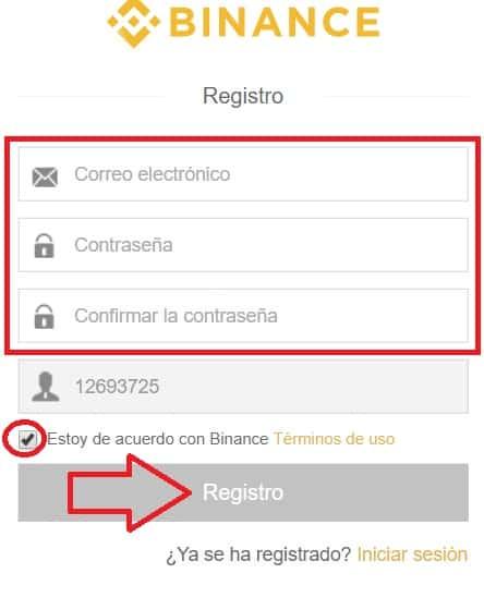comprar LISK en binance coinbase registro
