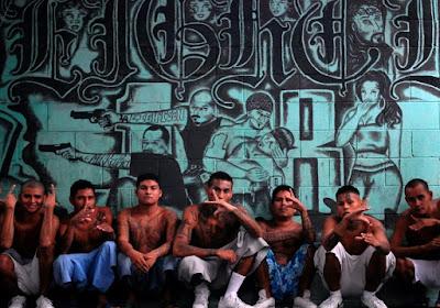La pandilla Calle 18
