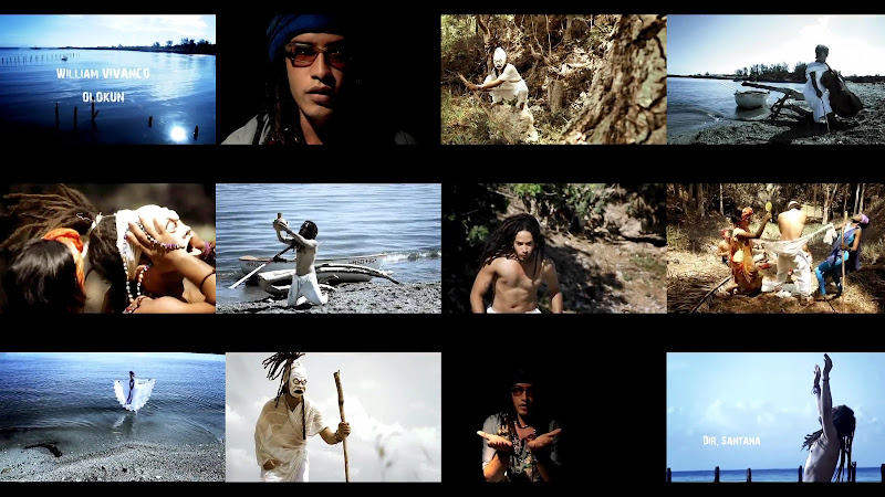 William Vivanco - ¨Olokún¨ - Videoclip - Dirección: Santana. Portal Del Vídeo Clip Cubano