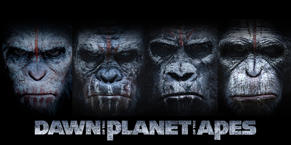 Dawn of the Planet of the Apes banner