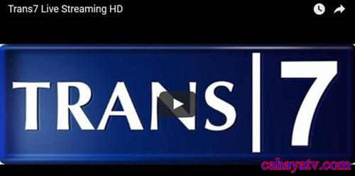 Live Streaming Nonton TV Online Trans7