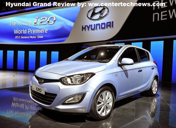 Hyundai Grand Review by CEnterTechNews