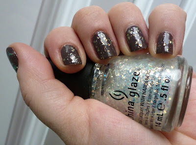 China Glaze Luxe and Lush