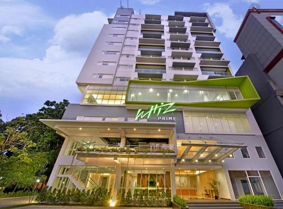 Lowongan Kerja Padang Whiz Prime Hotel Januari 2021