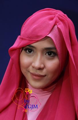 Trend Model Hijab Modern April Jasmine Blog Jilbab Cantik