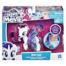 MLP Sparkling & Spinning Skirt Rarity Brushable Pony