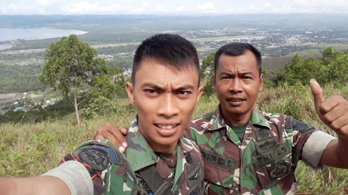 Anak Serda Rikson, Prajurit TNI Yang Gugur di Papua Prioritas Masuk TNI